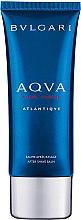 Parfüm, Parfüméria, kozmetikum Bvlgari Aqva Pour Homme Atlantiqve - Borotválkozás utáni balzsam