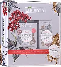 Parfüm, Parfüméria, kozmetikum Szett - Bielenda Red Ginseng 40+ (cr/50ml + eye/cr/15ml)