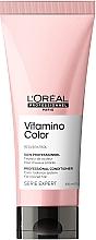 Parfüm, Parfüméria, kozmetikum Hajkondicionáló a festett szín ragyogásáért - L'Oreal Professionnel Serie Expert Vitamino Color Resveratrol Conditioner