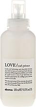 Parfüm, Parfüméria, kozmetikum Hajgöndörítés erősítő primer - Davines Love Curl Primer