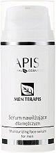 Parfüm, Parfüméria, kozmetikum Hidratáló szérum férfiaknak - Apis Professional Men Terapis Moisturizing Face Serum For Men
