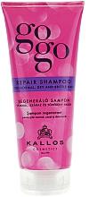 Parfüm, Parfüméria, kozmetikum Regeneráló sampon - Kallos Cosmetics Gogo Repair Shampoo