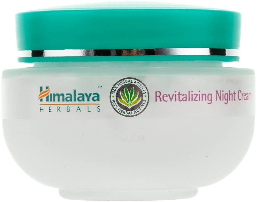 Regeneráló éjszakai krém - Himalaya Herbals Revitalizing Night Cream — fotó N1