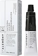 Parfüm, Parfüméria, kozmetikum Arcpeeling - D'Alchemy Natural Micro?Dermabrasion Peel