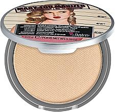 Parfüm, Parfüméria, kozmetikum Higlighter, shimmer és szemhélyfesték - theBalm Mary-Lou Manizer Highlighter & Shadow (teszter)