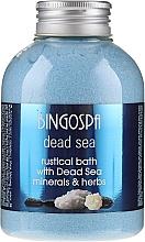 Parfüm, Parfüméria, kozmetikum Fürdőtej alpesi növényekkel és mézzel - BingoSpa Milk Bath With Alpine Herbs And Honey
