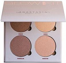 Parfüm, Parfüméria, kozmetikum Highlighter készlet - Anastasia Beverly Hills Glow Kit