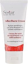 Parfüm, Parfüméria, kozmetikum Napégés elleni nyugtató krém - Sostar After Burn Cream