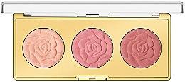 Parfüm, Parfüméria, kozmetikum Pirostó paletta - Milani Powder Blush Rose Blush Palette