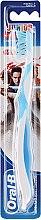 Parfüm, Parfüméria, kozmetikum Gyermek fogkefe, 6-12 éves korig, lágy, fehér-kék - Oral-B Junior Star Wars R2D2