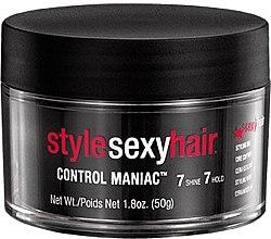 Parfüm, Parfüméria, kozmetikum Hajwax - SexyHair StyleSexyHair Control Maniac Styling Wax