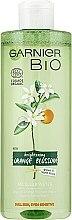 Parfüm, Parfüméria, kozmetikum Micellás víz narancsvirág kivonattal - Garnier Bio Brightening Organic Orange Blossom Micellar Water