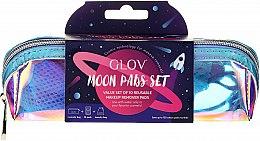 Parfüm, Parfüméria, kozmetikum Szett, többszörös használatú korongokkal 10db - Glov Moon Pads Set