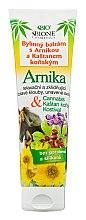Parfüm, Parfüméria, kozmetikum Lábápoló balzsam - Bione Cosmetics Cannabis Arnika Herbal Ointment With Horse Chestnut