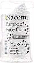 Parfüm, Parfüméria, kozmetikum Bambusz kendő a smink eltávolítására - Nacomi Bamboo Face Cloth