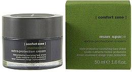 Parfüm, Parfüméria, kozmetikum Tápláló arckrém az extra védelemért - Comfort Zone Man Space Extra-Protection Cream