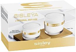 Parfüm, Parfüméria, kozmetikum Szett - Sisley L'Integral Anti-Age Face-Eye Set (f/cr/50ml + lip/eye/cr/15ml)