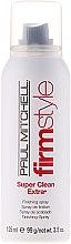Parfüm, Parfüméria, kozmetikum Erősen fixáló hajlakk - Paul Mitchell Firm Style Super Clean Extra
