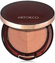 Parfüm, Parfüméria, kozmetikum Bronzosító arpúder - Artdeco Bronzing Powder Compact Long-Lasting