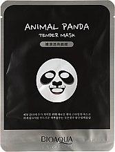 """Parfüm, Parfüméria, kozmetikum Szövetmaszk állatarc """"Pandamaci"""" - Bioaqua Animal Panda Tender Mask"""