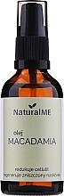 Parfüm, Parfüméria, kozmetikum Makadáciai olaj - NaturalME (pumpával)