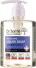 Parfüm, Parfüméria, kozmetikum Antibakteriális folyékony szappan - Dr. Sante Antibacterial Liquid Soap Double Action