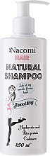 Parfüm, Parfüméria, kozmetikum Hidratáló és hajsimító sampon - Nacomi Hair Natural Smoothing Shampoo
