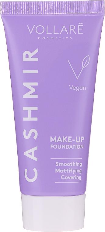 Alapozó krém - Vollare Covering Cashmir Make-Up Foundation