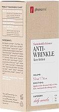 Parfüm, Parfüméria, kozmetikum Arcápoló lotion - Phenome Sustainable Science Anti-Wrinkle Face Lotion