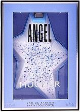 Parfüm, Parfüméria, kozmetikum Mugler Angel Refillable Arty Case - Eau De Parfum