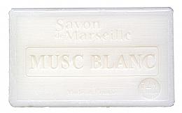 """Parfüm, Parfüméria, kozmetikum Szappan """"Fehér pézsma"""" - Le Chatelard 1802 Savon de Marseille White Musk Soap"""