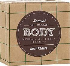 Parfüm, Parfüméria, kozmetikum Szappan arcra és testre - Klairs Body Manuka Honey & Choco Body Soap