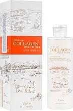 Parfüm, Parfüméria, kozmetikum Kollagén tonik - Esfolio Collagen Daily Toner