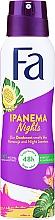 """Parfüm, Parfüméria, kozmetikum Deo spray """"Ipanema Nights"""" - Fa Ipanema Nights Deo Spray"""