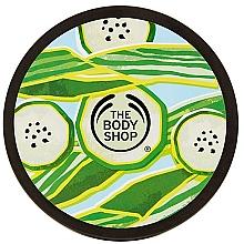 "Parfüm, Parfüméria, kozmetikum Testápoló joghurt ""Uborka"" - The Body Shop Cool Cucumber Body Yoghurt"
