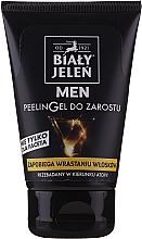 Parfüm, Parfüméria, kozmetikum Peeling gél szakállra - Bialy Jelen Men Peelin Gel