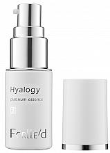 Parfüm, Parfüméria, kozmetikum Platinum arcszérum - ForLLe'd Hyalogy Platinum Essence