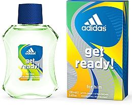Parfüm, Parfüméria, kozmetikum AdidasGet Ready for Him - Borotválkozás utáni arcvíz