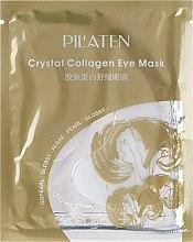 Parfüm, Parfüméria, kozmetikum Szemkörnyékápoló maszk - Pil'aten Crystal Collagen Eye Mask