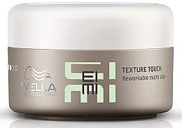 Parfüm, Parfüméria, kozmetikum Hajformázó agyag matt hatással - Wella Professionals EIMI Texture Touch
