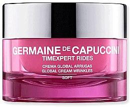 Parfüm, Parfüméria, kozmetikum Ránctalanító krém - Germaine de Capuccini TimExpert Rides Soft Global Cream Wrinkles
