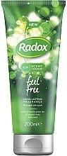 Parfüm, Parfüméria, kozmetikum Tusfürdő - Radox 12H Scent Touch Feel Free Body Wash
