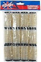 Parfüm, Parfüméria, kozmetikum Hajcsavaró, 28/63 mm, fekete - Ronney Wire Curlers