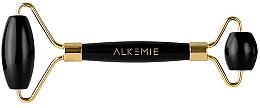 Parfüm, Parfüméria, kozmetikum Arcmasszírozó - Alkemie Face Roller Jet Black