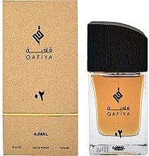 Parfüm, Parfüméria, kozmetikum Ajmal Qafiya 2 - Eau De Parfum