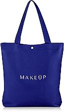 "Parfüm, Parfüméria, kozmetikum Indigókék bevásárlótáska ""Girl's Travel"" - MakeUp"