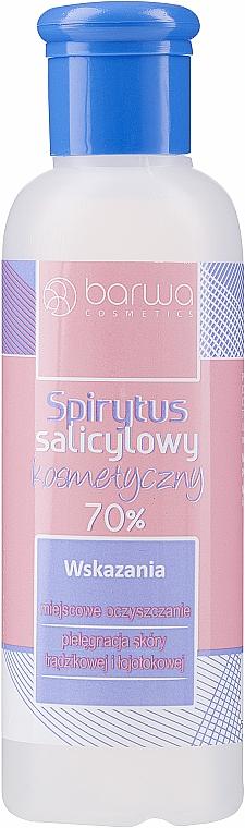 Kozmetikai szalicilsav - Barwa