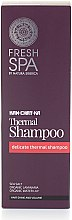 Parfüm, Parfüméria, kozmetikum Sampon termális - Natura Siberica Fresh Spa Kam-Chat-Ka Thermal Shampoo