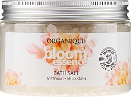"Parfüm, Parfüméria, kozmetikum Relaxáló fürdősó ""Bloom Essence"" - Organique"