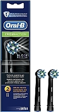 Parfüm, Parfüméria, kozmetikum Elektromos fogkefe pótfej Cross Action CA EB50 Black Edition - Oral-B